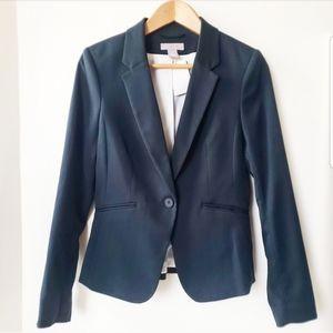H&M Womens Profess Deep Green Blazer
